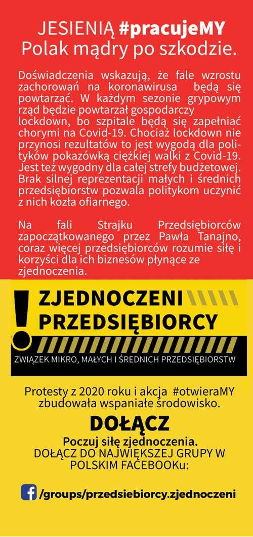 ostatnie wydarzenia gospodarcze w polsce