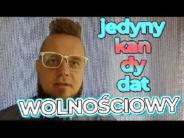 Jedyny wolnościowy kandydat na prezydenta Polski. Tanajno2020.